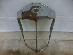 1936 Packard Grille Shell I Think 1937 1938 1939 1940