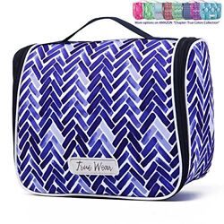 Chapter True Colors. Large Makeup & Cosmetic Hanging Toiletry Bag Travel for Men