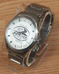 Fossil Pr-5369 Outback Bowl 1988-2011 25th Anniversary Menand039s Wrist Watch Rare