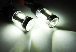 2x SAMSUNG LED 3157 3156 Projector Front Turn Signal Light High Power White Bulb