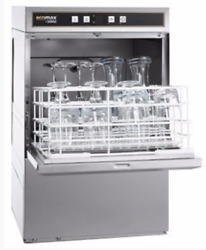 Hobart G404s Ecomax Front Loading Glasswasher With Drain Pump And Softener New