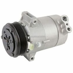 For Chevrolet And Saturn Brand New Top Quality AC Compressor & AC Clutch