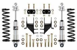 For 1964-1967 Chevrolet Camino | Abrnd Aldan American Lowered Rear Coilover Kit
