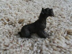 Cast Brass Scottie Dog Scottish Terrier Figurine