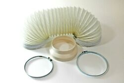 DELUXE 3M HOSE EXTENSION KIT VARIOUS DAEWOO  PORTABLE AIR CON UNIT  33548