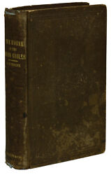 House Of The Seven Gables Nathaniel Hawthorne First Edition 1st 1851