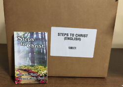 Steps To Christ By Ellen G. White Case Of 100