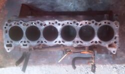 Nissan Rd28 Non Turbo Bare Engine Block Needs To Get Oversized At A Machine Shop