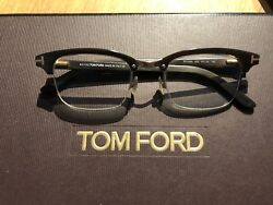 Rare Tom Ford TF5260 Horn Special Edition Eyeglasses with Bakelite Box