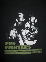 2007 Foo Fighters Echoes, Silence, Patience And Grace Concert Tour Med T-shirt