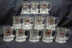 Set Of 12 Vintage 1970and039s Heilemans Special Export 10 Oz Beer Mugs