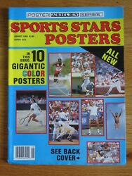 Sports Stars Posters Mark Mcgwire Jackie Joyner-kersee Andre Agassi Kirk Gibson