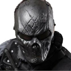 Walkingman Skull Airsoft Wire Masks Full Face Paintball Mask With Metal Mesh ...