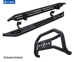For 04-08 F150 Supercrew Cab Excl.raptor, Eco Tyger Armor And Bumper Guard Combo