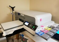 Anajet Mp5i Tshirt/clothes Printer Excellent Condition Generation2 Needs Nothing