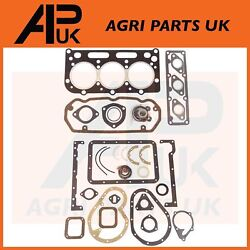David Brown 770,780,880,885 Tractor Full Gasket Set Top Head And Bottom Lower Kit