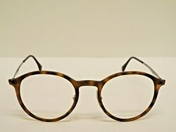 Authentic Ray Ban RB 4224 894 73 Tortoise Light Ray Sunglasses Frame $260 C $59.00