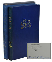 Winnie The Pooh By A. A. Milne 1973 Limited Edition Signed By E. H. Shepard
