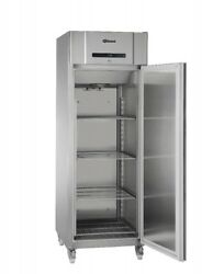 Gram Compact F 610 Rg C 4n Upright Stainless Steel Freezer - 866100245 New