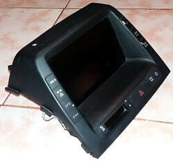 Toyota Prius NHW20 Navigation Display Screen Climate Controls LCD 86110-47052
