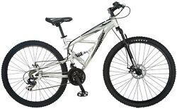 Mongoose Impasse Mens Mountain Bike, 18-inch Frame, 29-inch Wheels With Disc ...
