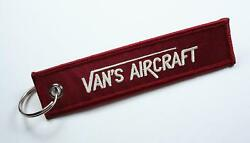 Vanand039s Rv Aircraft Keychain For Pilots Airplane Owners