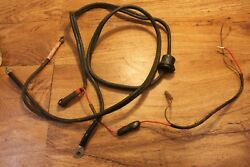 Marine Battery Cables Mariner