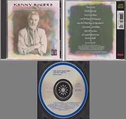 Kenny Rogers They Donand039t Make Them Like They Used To 1986 Rca/ariola Japan Cd 80s