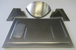 Direct Sheet Metal Fd117 1928-31 Ford Model A Front Floor For Recess Firewall