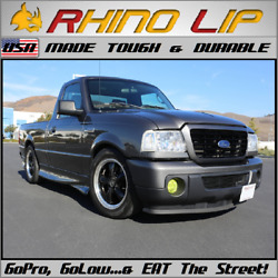 Holden Trucks Andraquo-andmacr`vandacuteandmacr-andraquo Rhinolipandreg A Usa Mfg Flexible Rubber Chin Lip Edge Trim