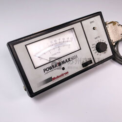 Used Coherent/molectron Laser Power Meter W/ Thremal Detector Pm500/pm10x