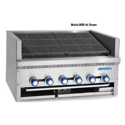 Imperial - IABR-60 - 60 in Radiant Countertop Steakhouse Char Broiler Grill