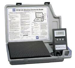 Slimline Refrigerant Electronic Charging Recover Scale Extreme Accuracy