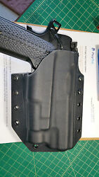Fits A Ruger Lcp .380 W/crimson Trace Laser Kydex Holster