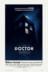 Doctor Who By Olly Moss - Rare Sold Out Mondo Print