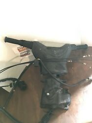 2003 Seadoo Rxdi Pwc Complete Steering Assembly With Pads And Wiring As Shown