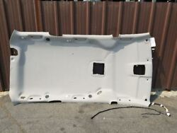 2013 Toyota Sienna Headliner Has A Tv/dvd Hole Please Check The Pictures Before