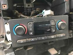 ESCALADE EXT 03 04 HEATER AC DIGITAL DUAL CLIMATE CONTROL REAR DEFROST