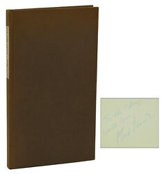 On the Edge by PHILIP LEVINE ~ SIGNED First Edition 1963 ~ Poet's 1st Book 1220