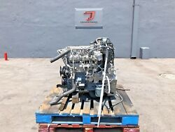 2007 Isuzu 4HK1TC Diesel Engine, Fam: 7SZXH05.23FB, 200HP, Isuzu NPR, NRR Engine