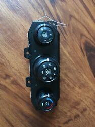 2010  Kia Soul OEM AC Heat Temperature Climate Control Switch