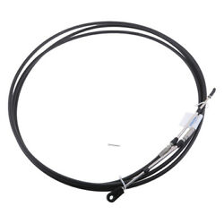 Black 26Ft Boat Throttle Shift Control Cable for Yamaha Motor Outboard