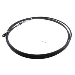 Black 20Ft Boat Throttle Shift Control Cable for Yamaha Motor Outboard