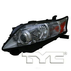 Headlight Assembly-NSF Certified Left TYC 20-12234-00-1 fits 10-12 Lexus RX350