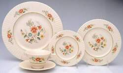 Lenox China Temple Blossom 5-piece Place Setting For 12