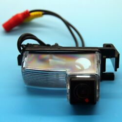 Car Reverse Rearview Backup Special Cmos Color Camera For Nissan 350z 370z New