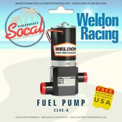 Weldon Racing High Performance Fuel Pump 2345-a Up 1400 Hp To 2400hp Plus