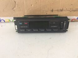 Ford Lincoln Mercury Digital Climate Control A/C Heater Unit Auto LCD Defroster