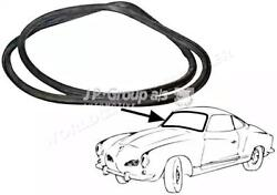 New Windshield Seal Fits Vw Karmann Ghia Cabrio Coupe 143845121c