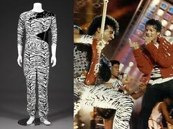 Michael Jackson VICTORY TOUR BAND COSTUMES